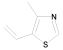 4-Methyl-5-vinylthiazole, 99%, CAS: 1759-28-0