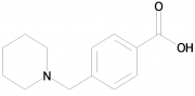 4-(Piperidin-1-ylmethyl)benzoic acid