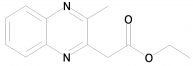 Ethyl 3-methyl-2-(quinoxalin-2-yl)acetate, 98%