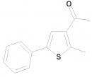 3-Acetyl-2-methyl-5-phenylthiophene, 97%